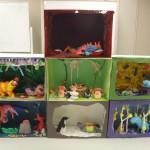 H28夏の絵画造形教室