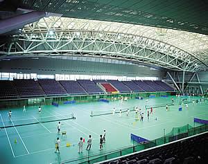 コート 横浜 市 テニス